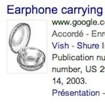 Brevets Shure Google
