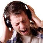 Volume sonore écouteurs