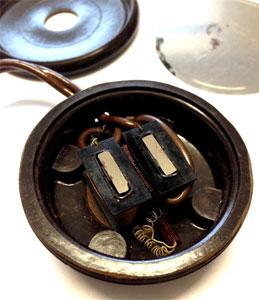 écouteur électromagnétique HS-30