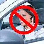 oreillette interdite au volant